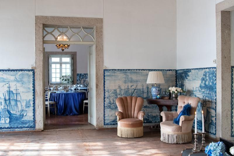 Wedding Villa in Lisbon Portugal - Quinta do Torneiro