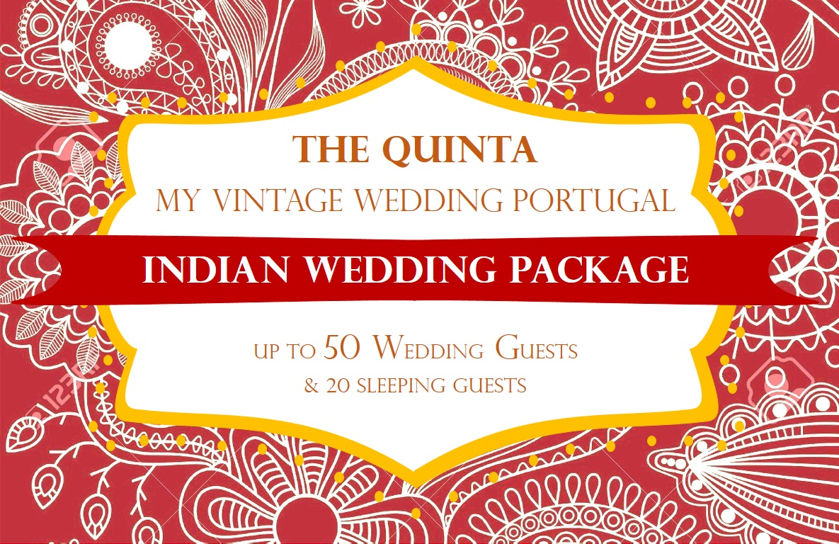 The Quinta My Vintage Wedding In Portugal Indian