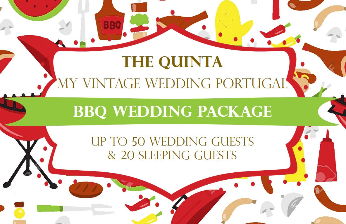 the quinta my vintage wedding in portugal bbq barbecue wedding.jpg
