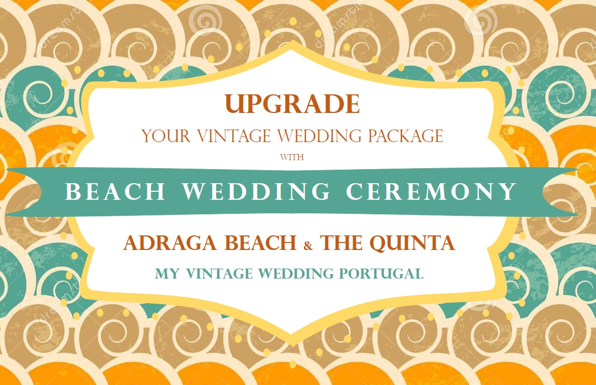 the quinta my vintage wedding in portugal beach wedding portugal