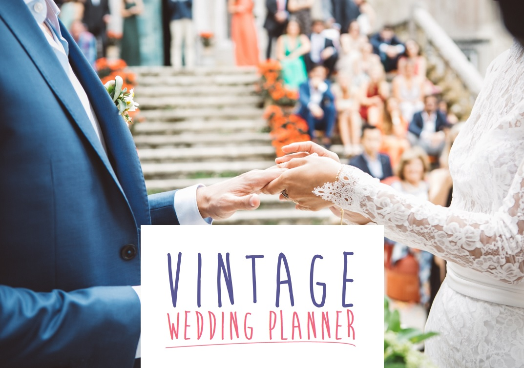 Your Wedding Planner For Vintage In Portugal